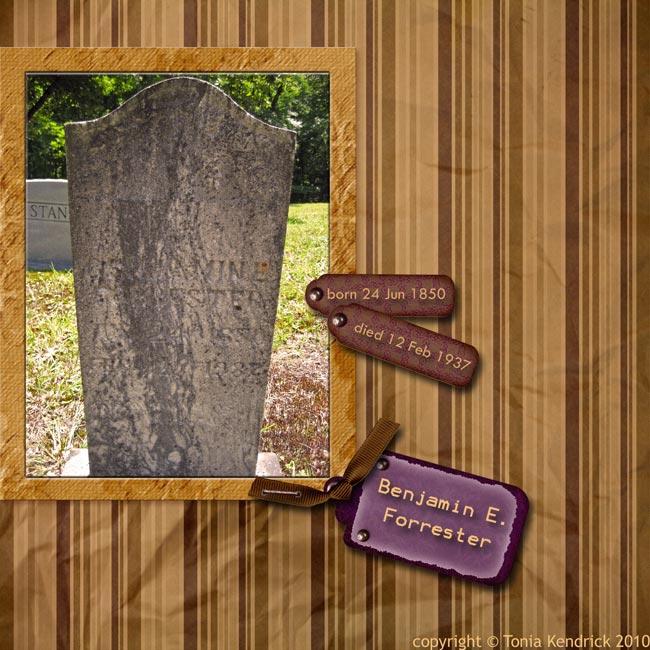 Forrester genealogy