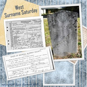West genealogy