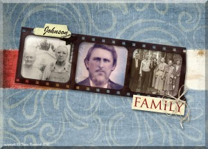 Johnson genealogy