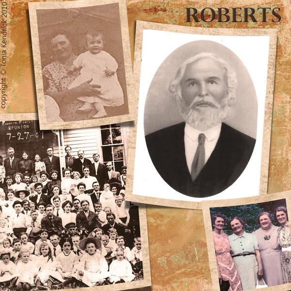 Roberts genealogy