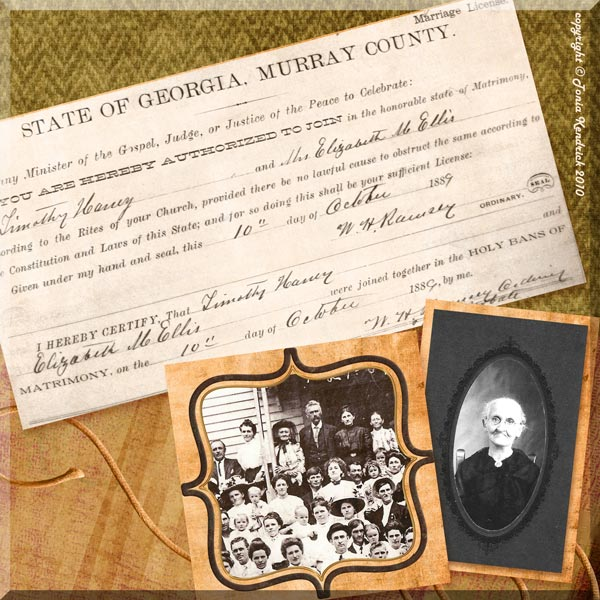 Ellis Roberts Genealogy