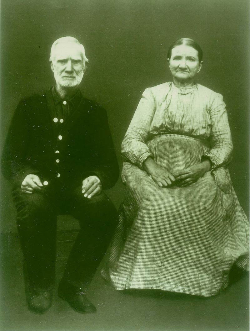 William Marion West and Leaty Caroline Lankford