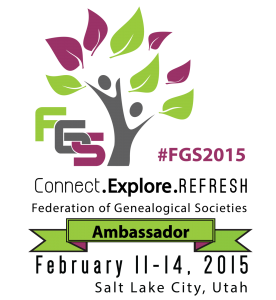 FGS 2015 Ambassador Badge